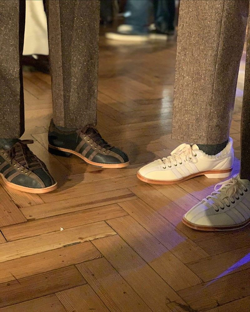 Wales Bonner x adidas Originals FW20: Official First Look in