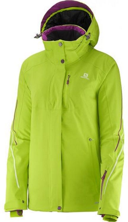 8f121f265c Salomon Women s Brillant Ski Jacket