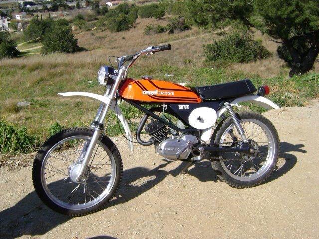 Derbi Cross Motos Clasicas Carros Y Motos Ciclomotores