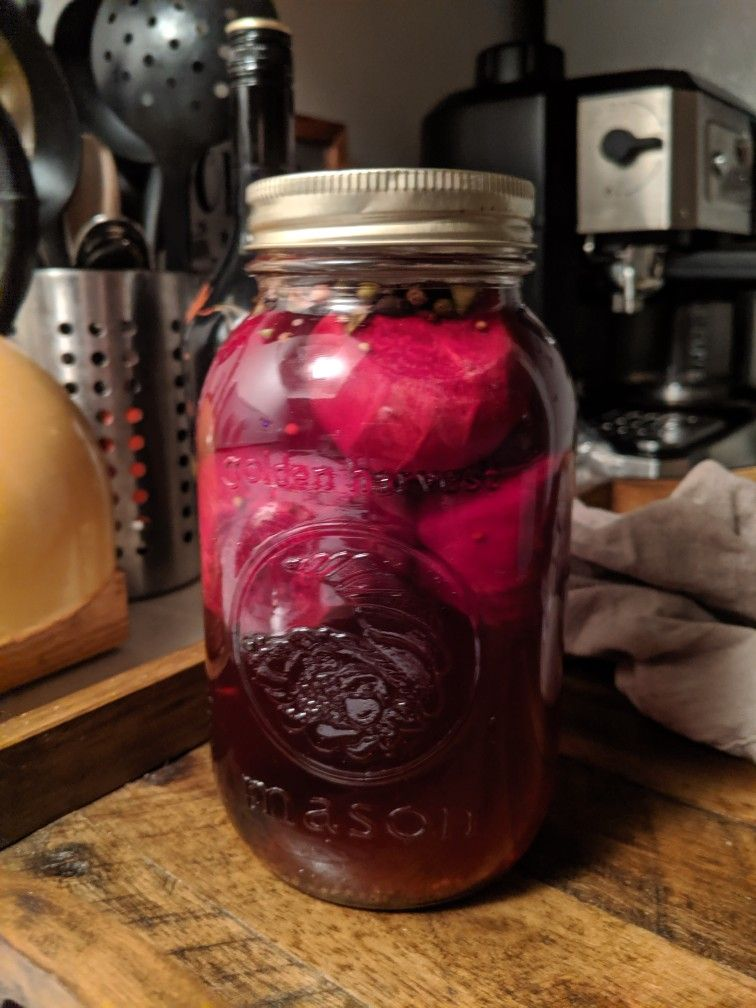 Corned beets beets pressure canning canned