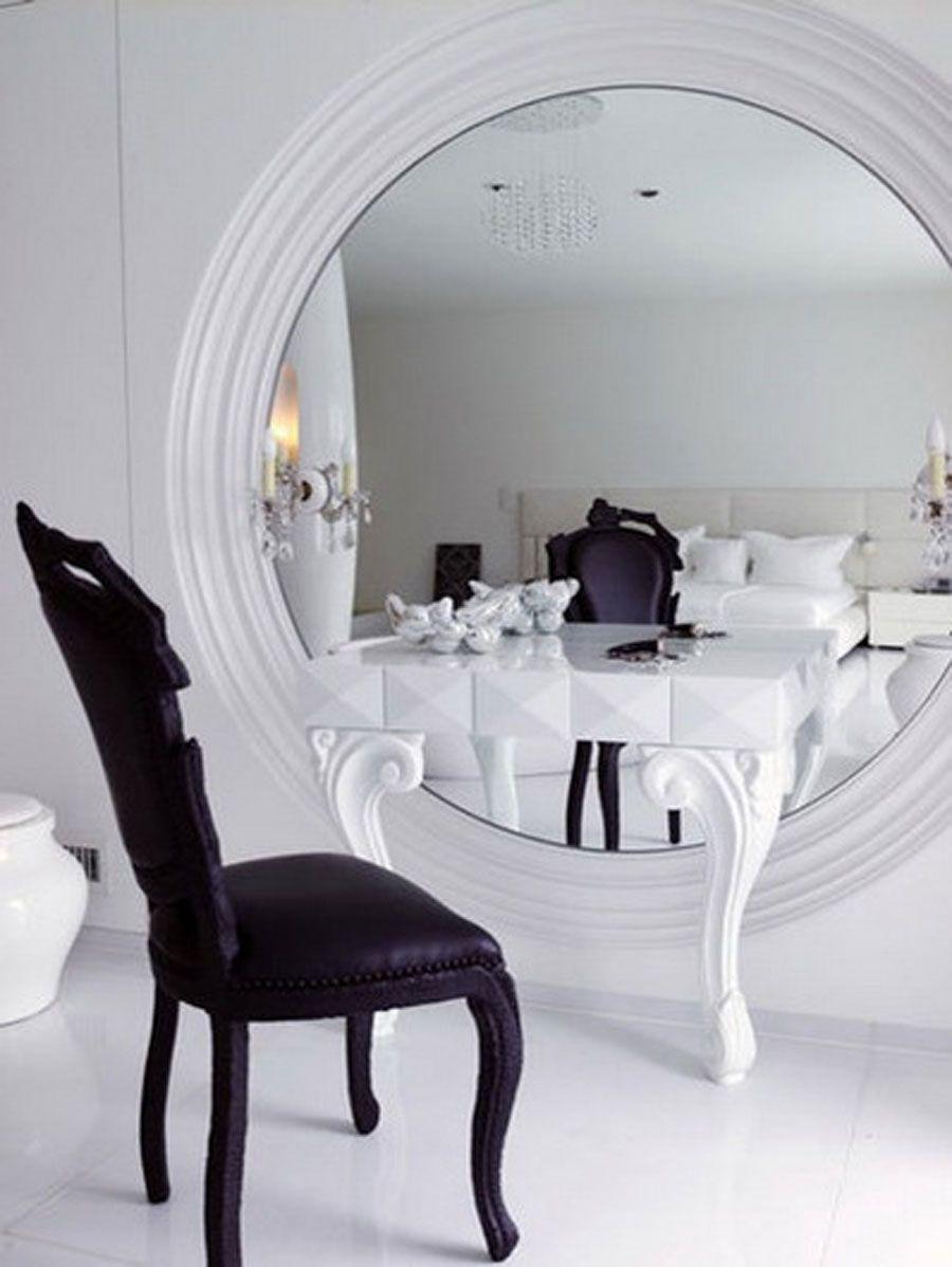 Modern dressing table mirrors the outrageous casa son vida  home decorvanities  pinterest
