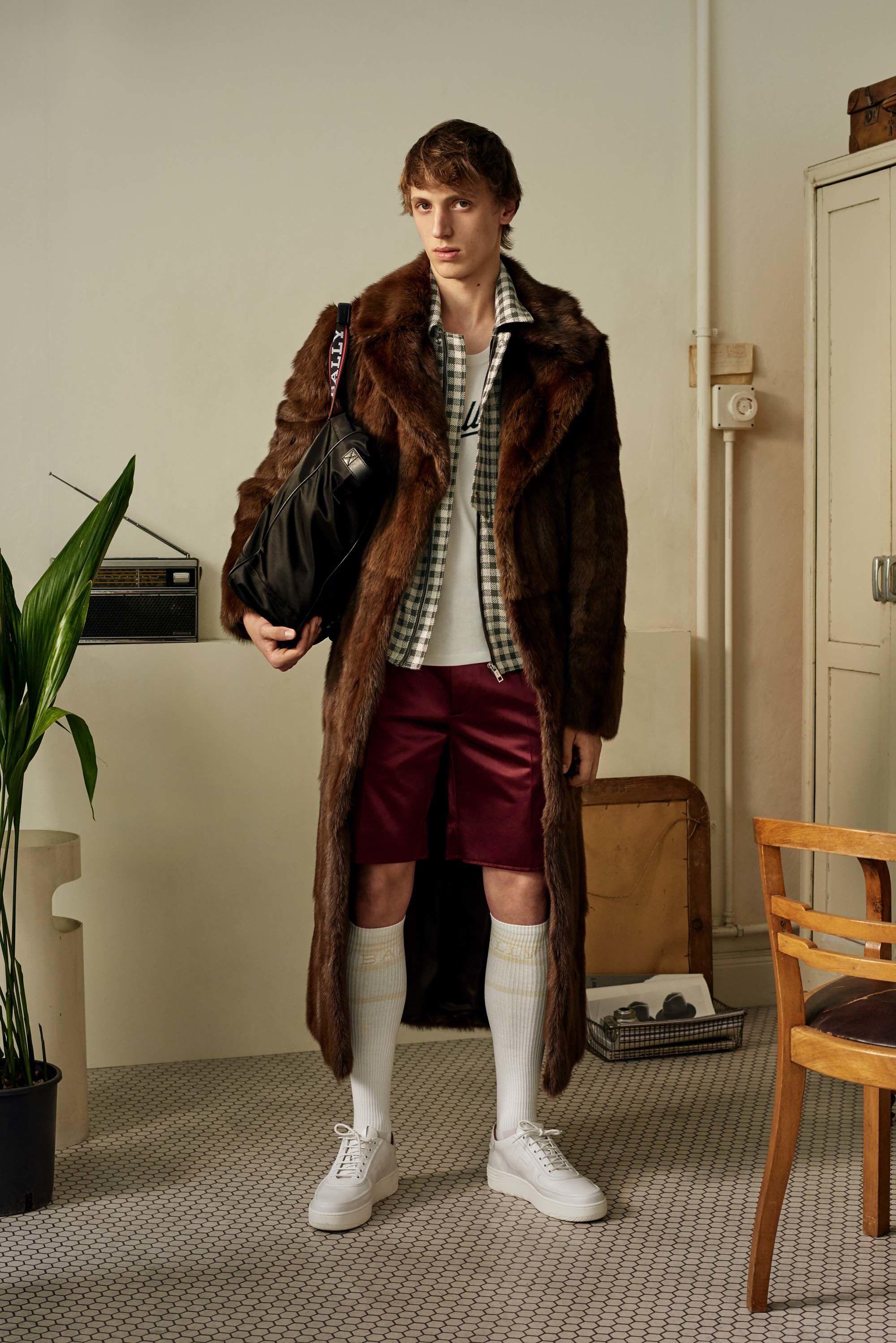Bally Spring 2018 Menswear Fashion Show Collection