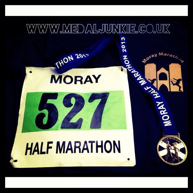 Moray Half Marathon 2013