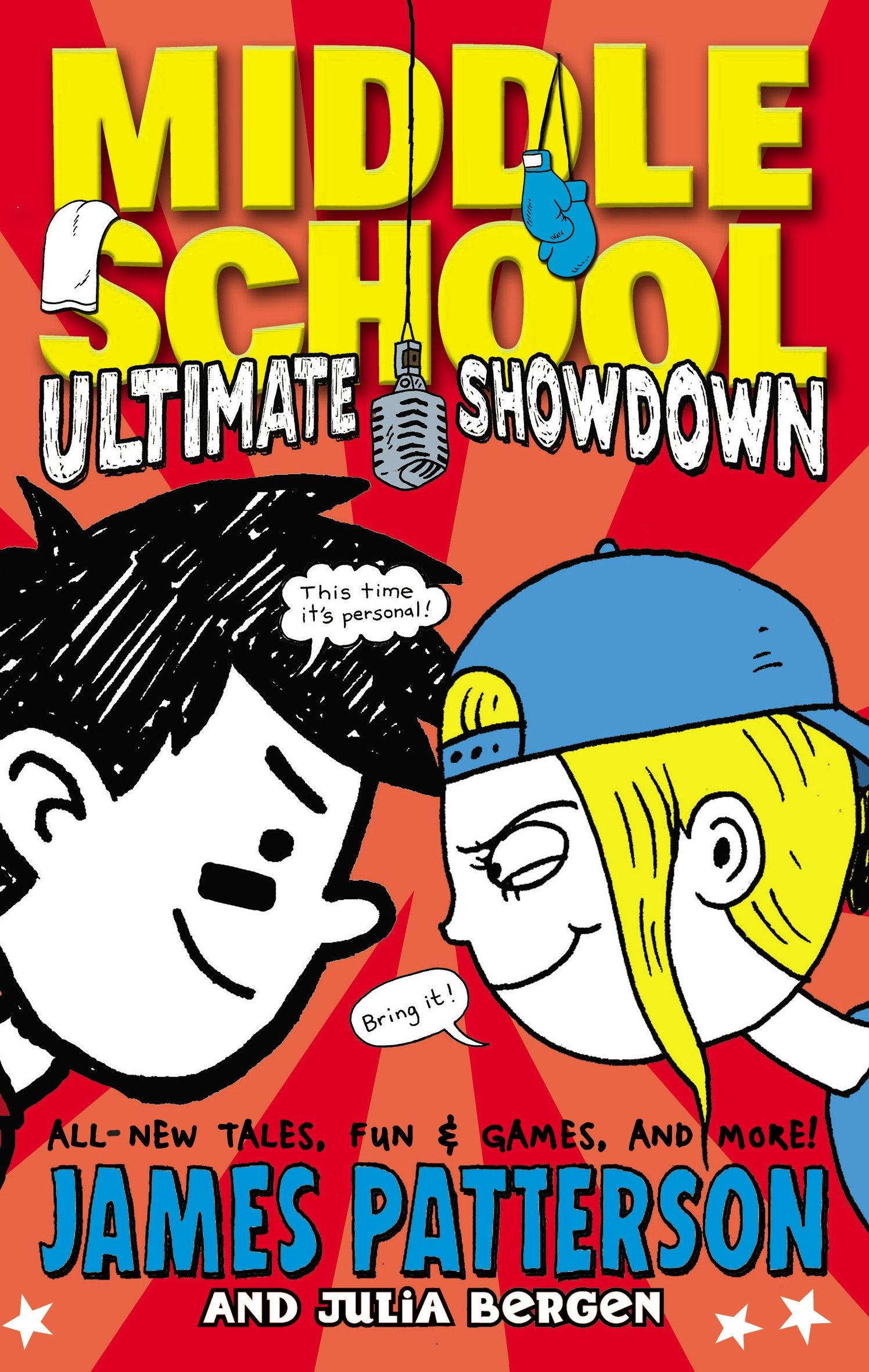 Middle School Ultimate Showdown By James Patterson Is On Sale 331