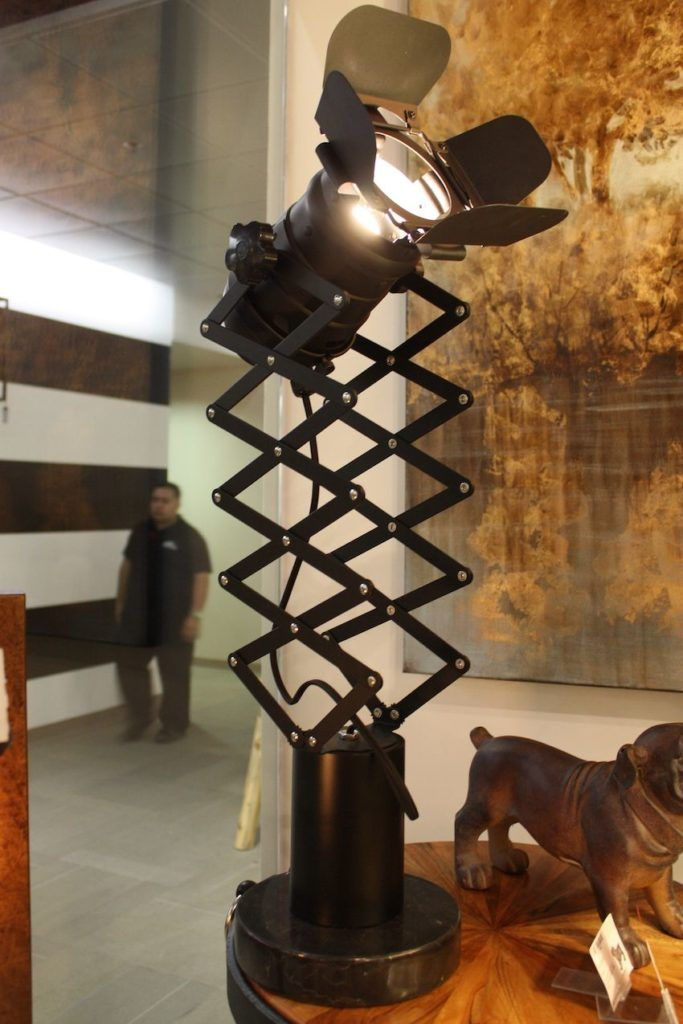 Latest industrial lighting designs add edginess to decor