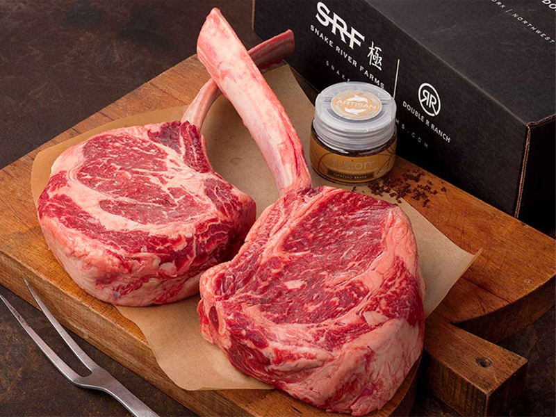 You Can Buy The Same American Wagyu Beef Used At Michelin Starred Restaurants On This Site Here S What It S Like Steak Package Steak Wagyu