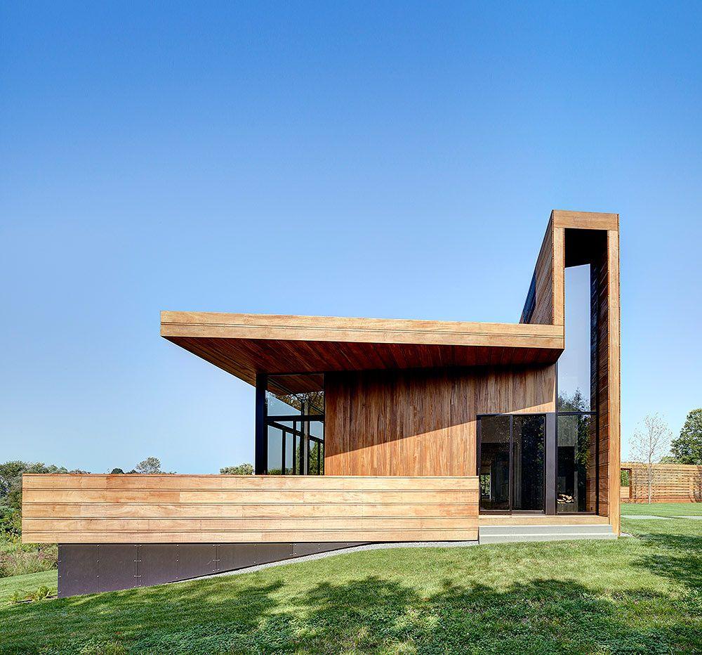 Galeria Arquitectonica: Una Casa En Long Island