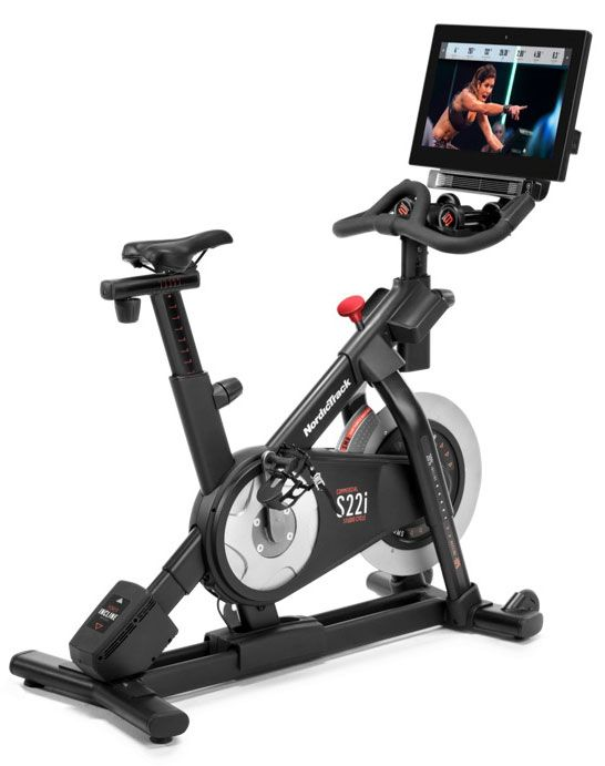 Nordictrack Commercial S22i Studio Cycle Exercise Bike Cycling