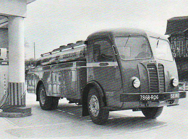 Panhard movic camion citerne kars camionettes pinterest for Garage peugeot asnieres