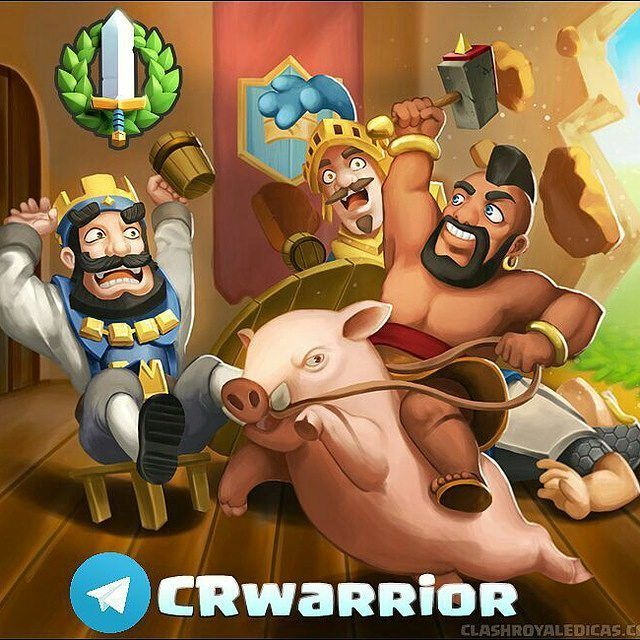 Pin by Telegram Channels on ad - tlgrm channels 6 | Clash royale