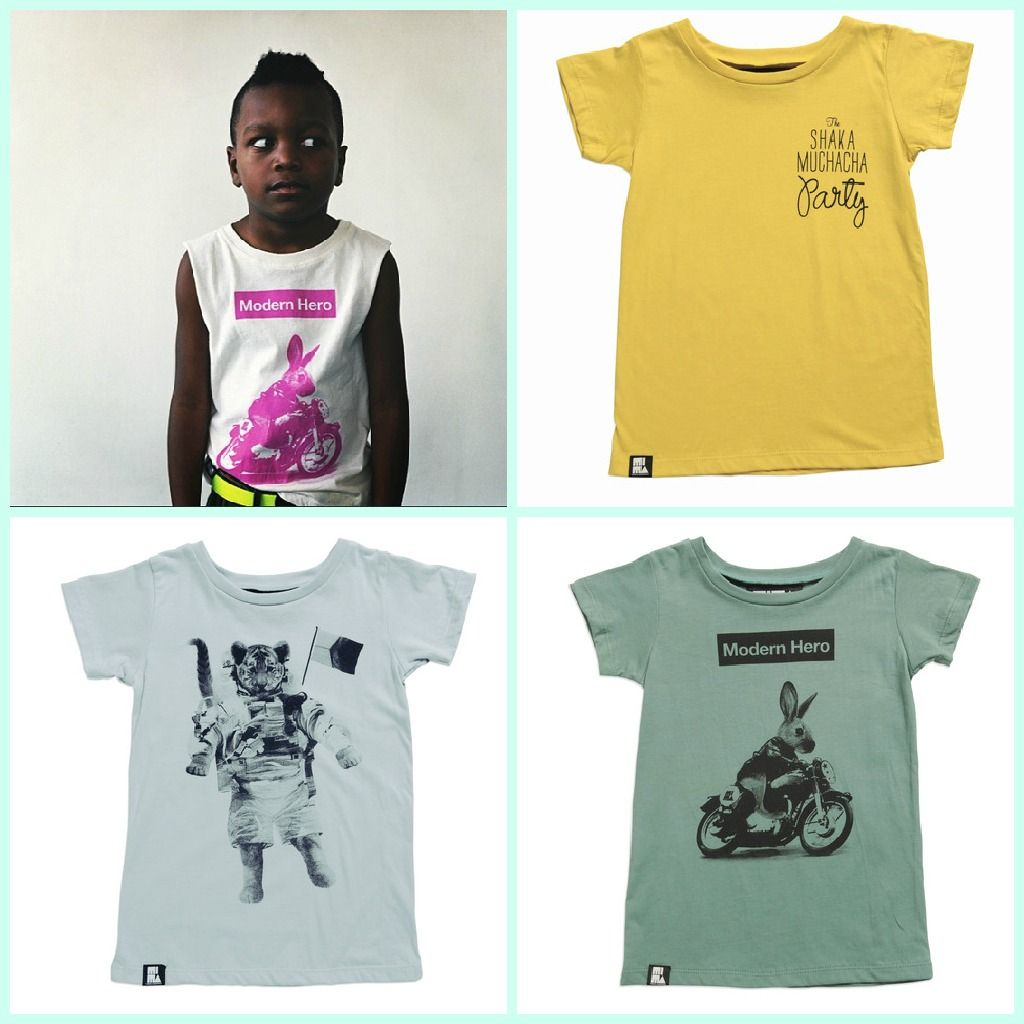 baby clothes graphic tee Absolutely Fearless Tee-Little girlsLittle boys clothes kid tee