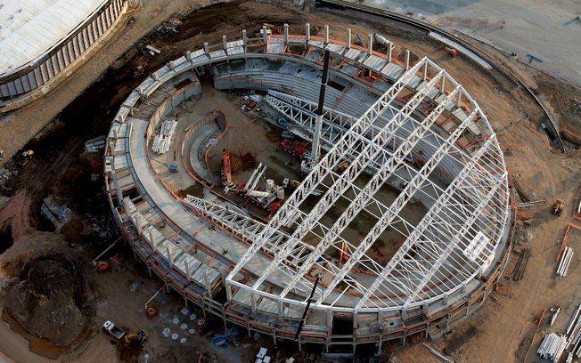 Um novo velódromo, com custa avaliado em R$ 140 milhões, está sendo construído para a Rio 2016