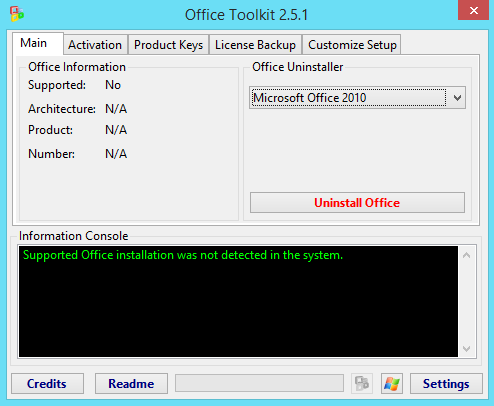 Microsoft Toolkit 2 5 2 Activate Windows 7 8 8 1 10 And Office 2007 2010 2013 Best 4 Fans Toolkit Office Download Microsoft