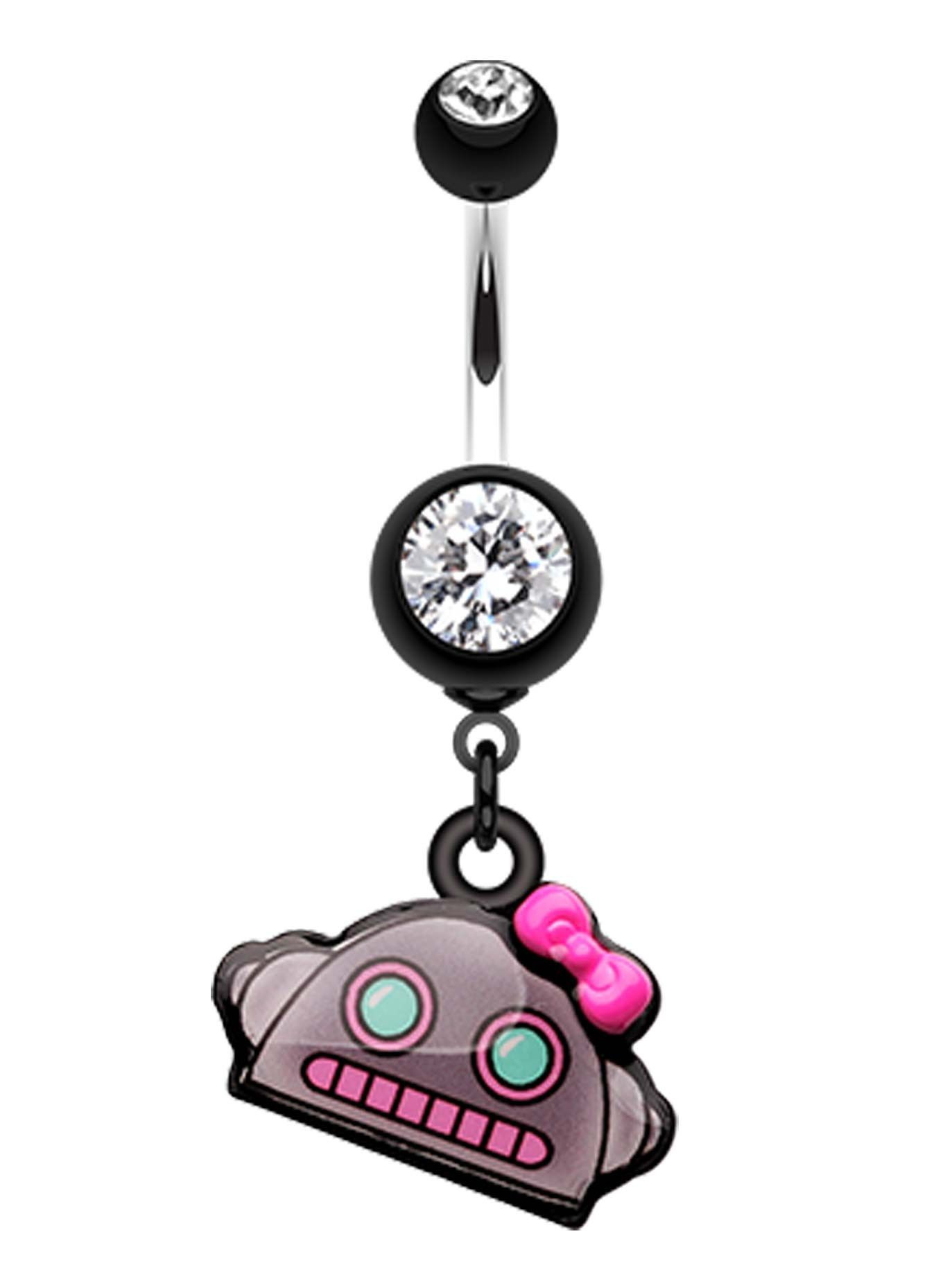 Piercing clip art  LillyBot Belly Button Ring  Belly button and Products
