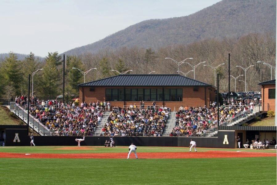 App baseball win over Ga Southern Appalachian state