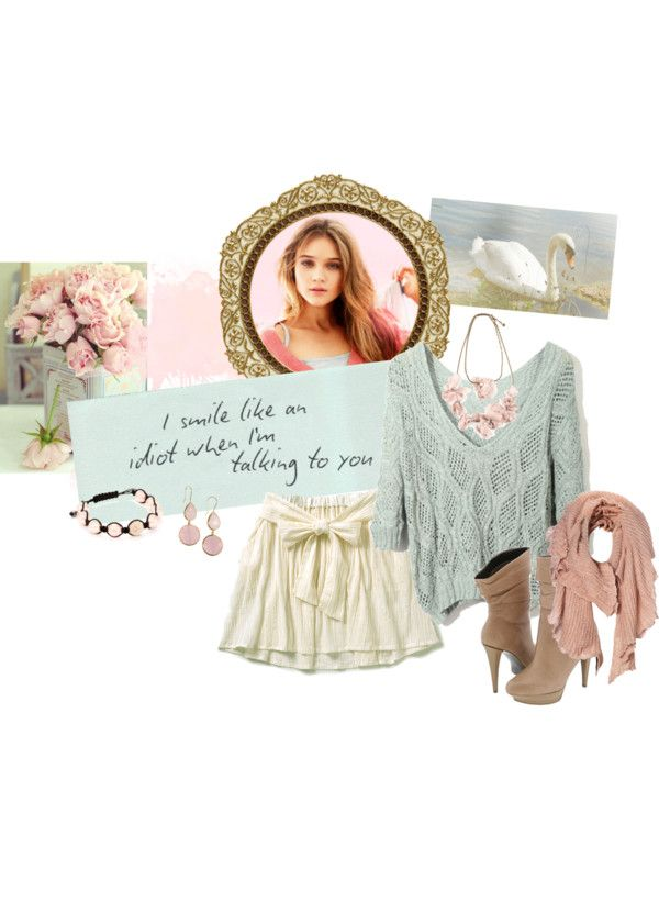 """""""dream a little dream"""" by summersdream ❤ liked on Polyvore"""