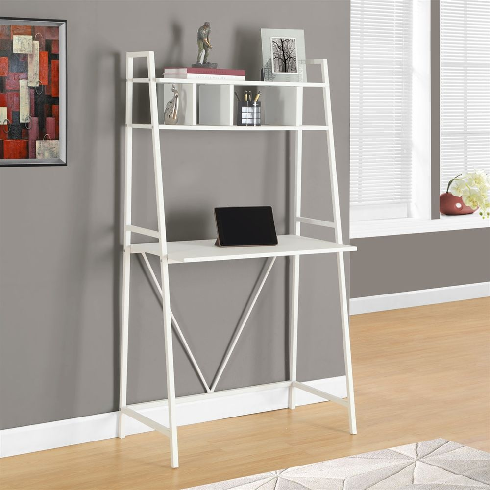 Shop monarch specialties i ladder style computer desk at loweus
