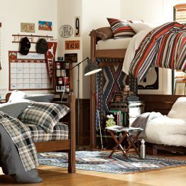 Dorm Room Ideas For Guys | PBteen - I know its a guys room but i like the set up #dormroomideasforguys Dorm Room Ideas For Guys | PBteen - I know its a guys room but i like the set up #dormroomideasforguys