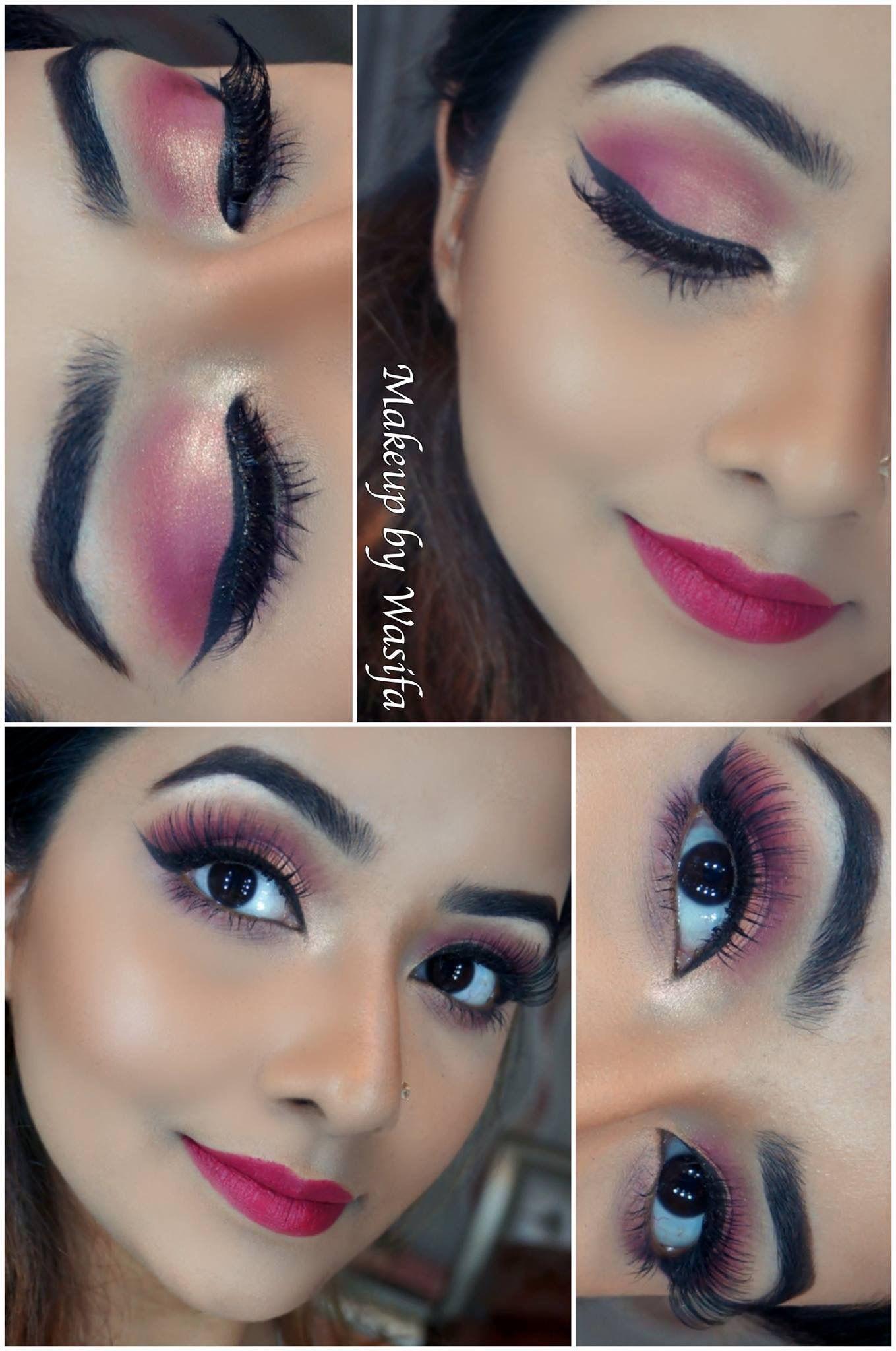 Huda Beauty Rose Gold Palette Makeup By Wasifa Pinterest Huda