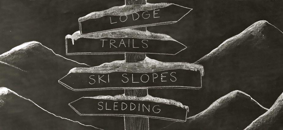 Winter Antiques And Vintage Ski Decor Page 8 Vintagewinter