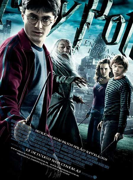 Harry Potter E O Enigma Do Principe Harry Potter 6 Harry Potter Filmes Online Legendados