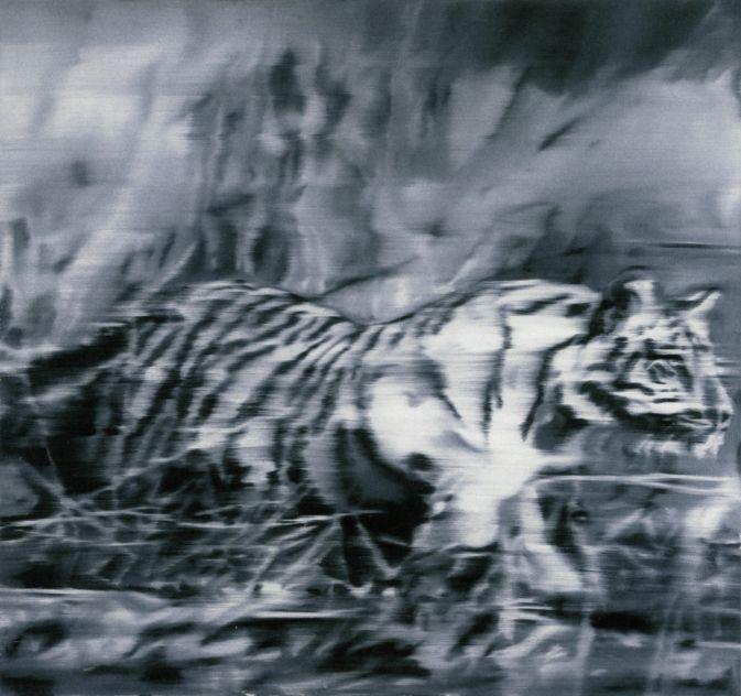 """Image result for """"gerhard richter"""" cat"""