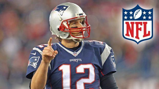 New England Patriots Spielplan
