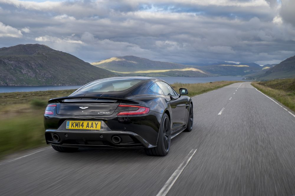 2015 Aston Martin Vanquish Bringing Reality To The Unreal Aston Martin Vanquish Aston Martin Aston Martin Vulcan