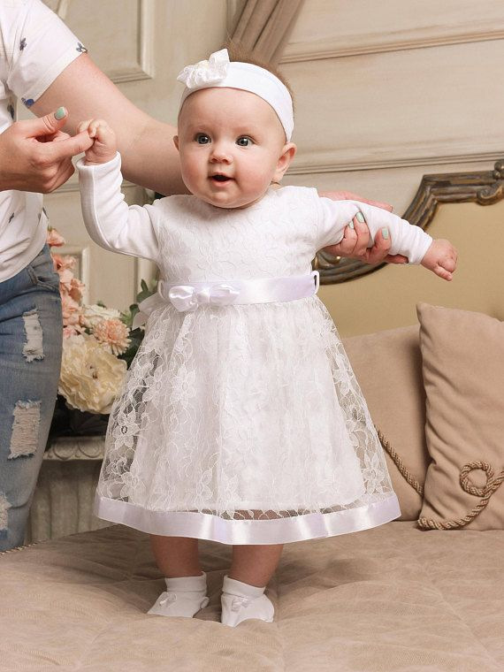 3a987b60f03f baby girl baptism dress