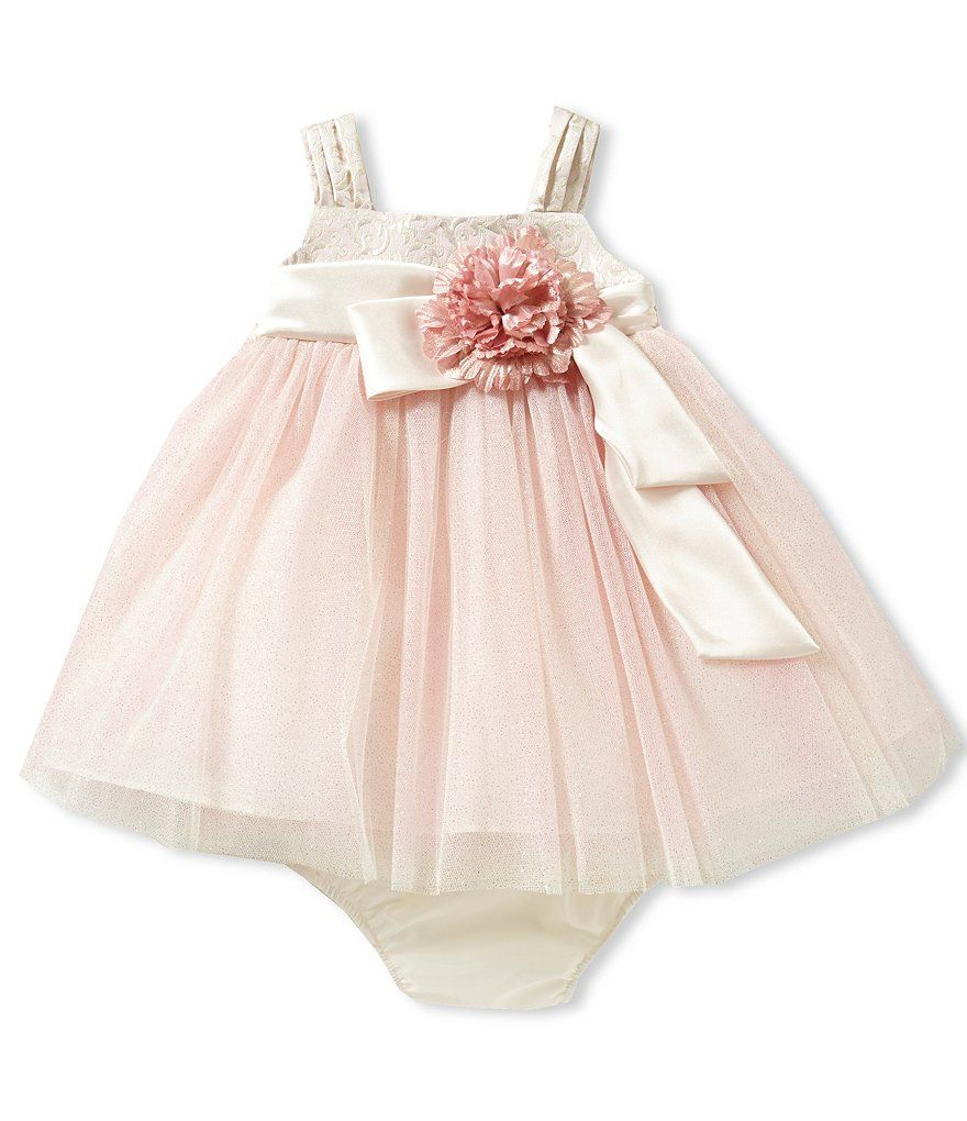 5343b11bc39 Chantilly Place Baby Girls 12-24 Months Ballerina Dress