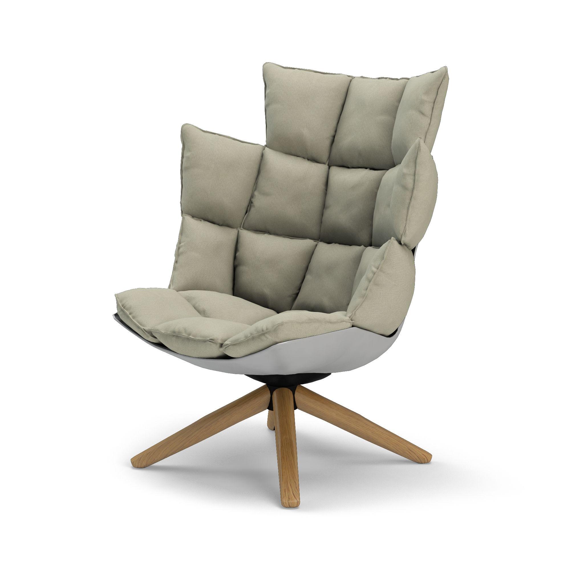 Contemporary Home Style By B B Italia: B&B Italia Husk Chair By Patricia Urquiola