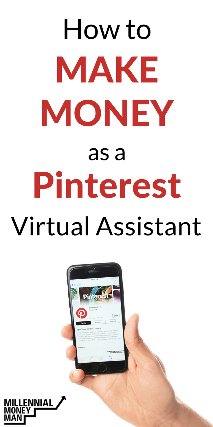 How to Make Money as a Pinterest Virtual Assistant