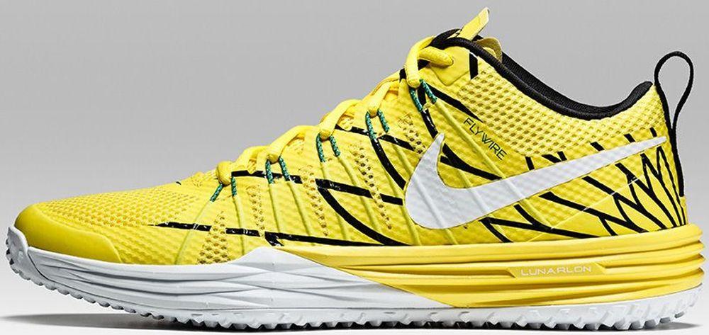 5cd73e4b9c09 Nike Lunar TR1 Yellow Strike White-Kelly Green-Black