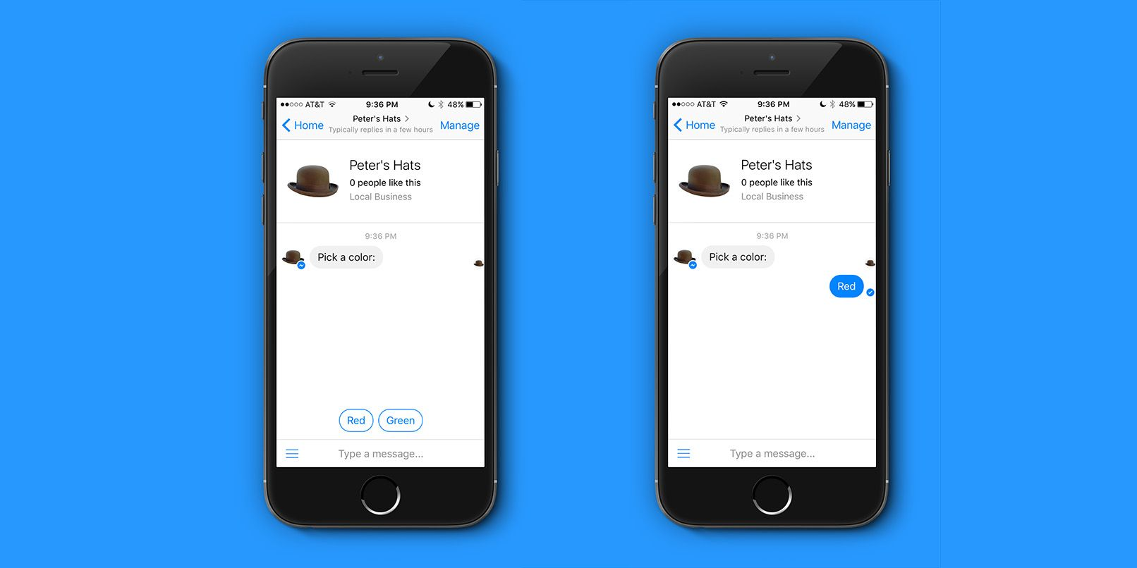 Messenger Bots Get Quick Reply Buttons And Gif Support