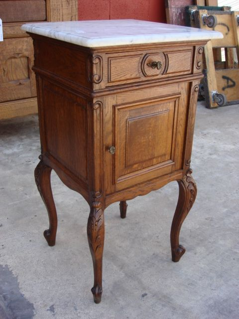 Best This Is A Beautiful French Antique Marble Top Night Stand 400 x 300