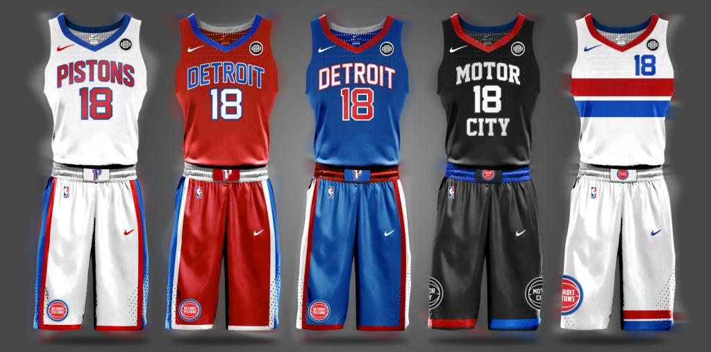 Nba Nike Uniform Concepts I Am Brian Begley In 2020 Sports Design Sports Uniforms Jersey Design