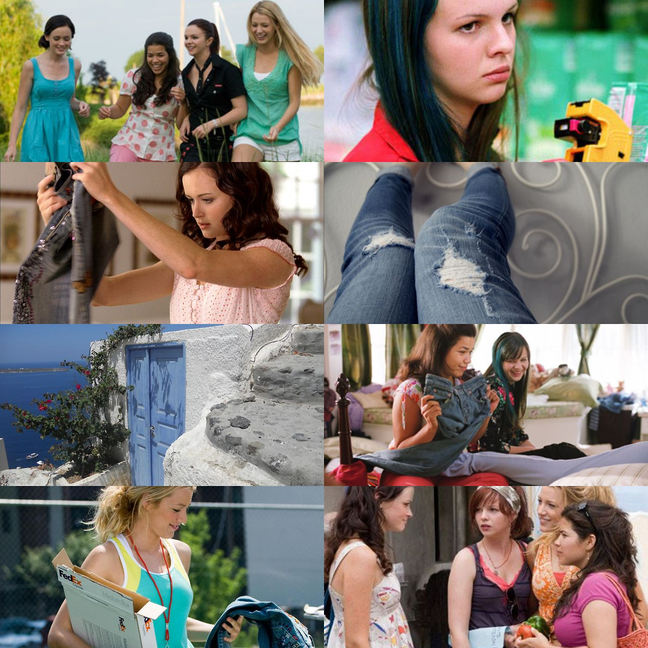 Sisterhood Of The Traveling Pants Quotes About Friendship Barricadeponine Ya Meme 27 Friendships Tibby Lena Carmen