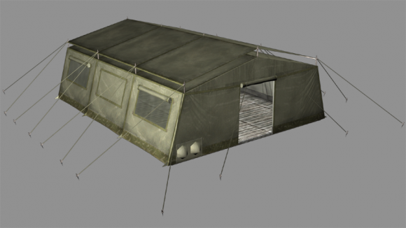 Army Tent 3d model free & Army Tent 3d model free | millitary scene | Pinterest | Army tent ...
