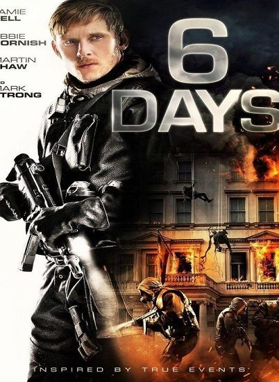 6 DAYS (2017) ปฏิบัติการชิงตัวประกัน 6 วันสะท้านโลก | Full ...