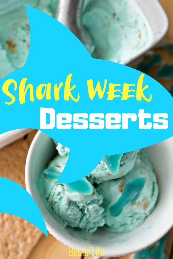 Shark Week Desserts are perfect for every night of Shark Week and will help you host a killer Shark Week party! Best Shark Week Recipes   Desserts for Shark Week   Shark Week Desserts   Shark Themed Desserts #sharkweek #desserts #recipes via @AmyBarseghian #sharkweekfood Shark Week Desserts are perfect for every night of Shark Week and will help you host a killer Shark Week party! Best Shark Week Recipes   Desserts for Shark Week   Shark Week Desserts   Shark Themed Desserts #sharkweek #desserts #sharkweekfood