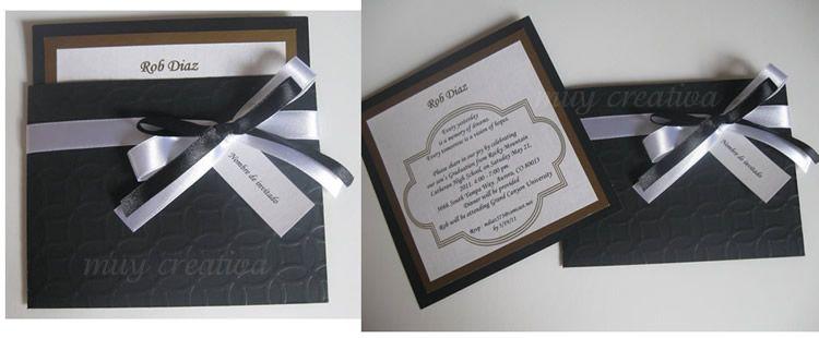 Invitación Tarjetas De Graduación Tarjetas Y Invitaciones