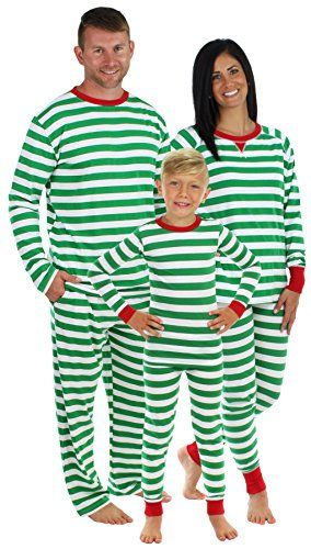 b4e5fe0dae ... Sleepwear Nightwear Pyjamas Bedgown Sleepcoat Nighty Choose   Sleepyheads Green Stripe Family Matching Pajama Set - Kid...  httpswww.amazon.