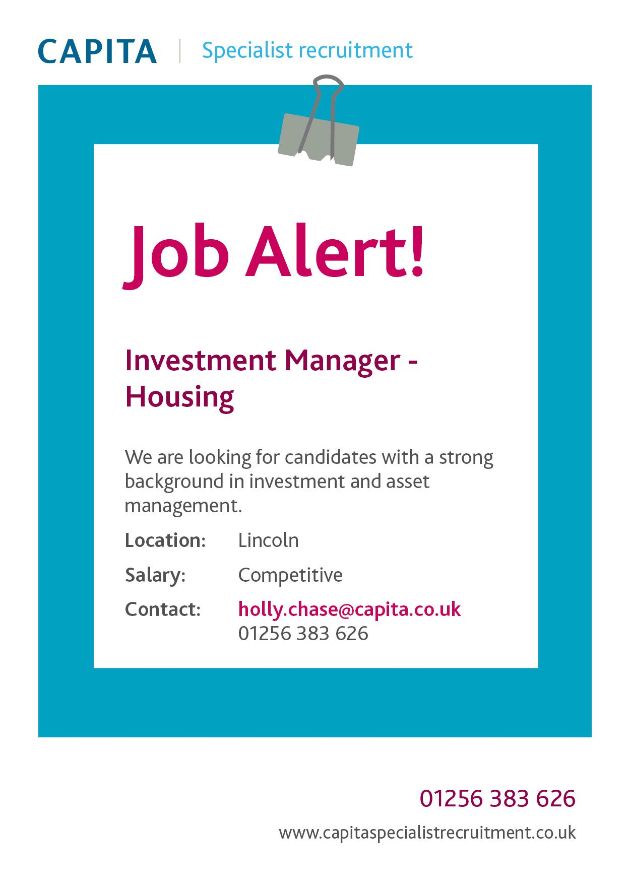 Investment Manager Housing (With images) Job, Employee