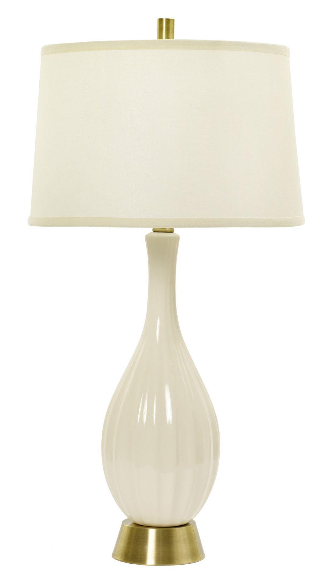"""Bronson Ceramic 32"""" H Table Lamp"""