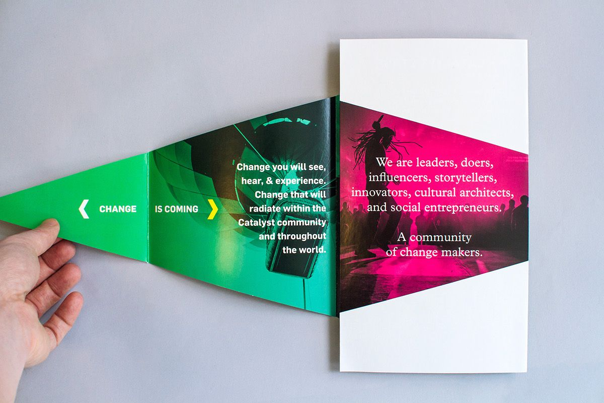 Showcase And Discover Creative Work On The World S Leading Online Platform For Creative Industries Mailer Design Brochure Design Conference Design