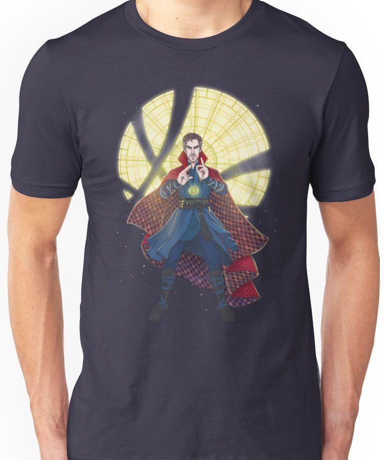 Doctor Strange - Sanctum Sanctorum Unisex T-Shirt