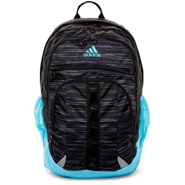 5872eaebd851 adidas Prime III Backpack ( 45) ❤ liked on Polyvore featuring bags ...