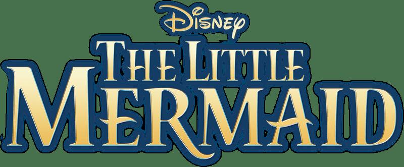 Logo The Little Mermaid Png Transparente Stickpng Sirenas Sirenita Png Sirena