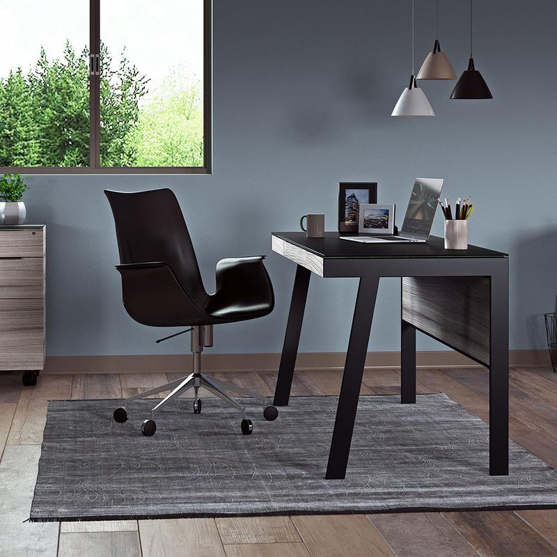 Convertible Compact Desk Compact Desks Desks For Small Spaces Convertible Desk
