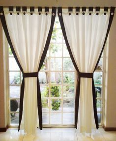 Resultado de imagen de cortinas modernas | Cortinas | Pinterest